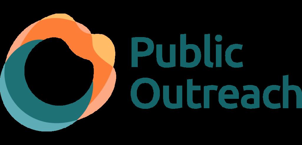 Public Outreach logo.