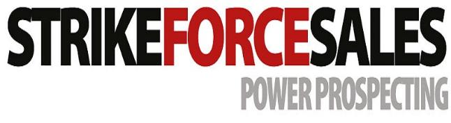 Strike Force Sales logo.